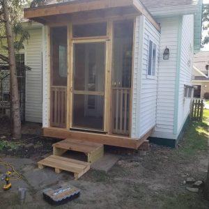 door and window complete replacement